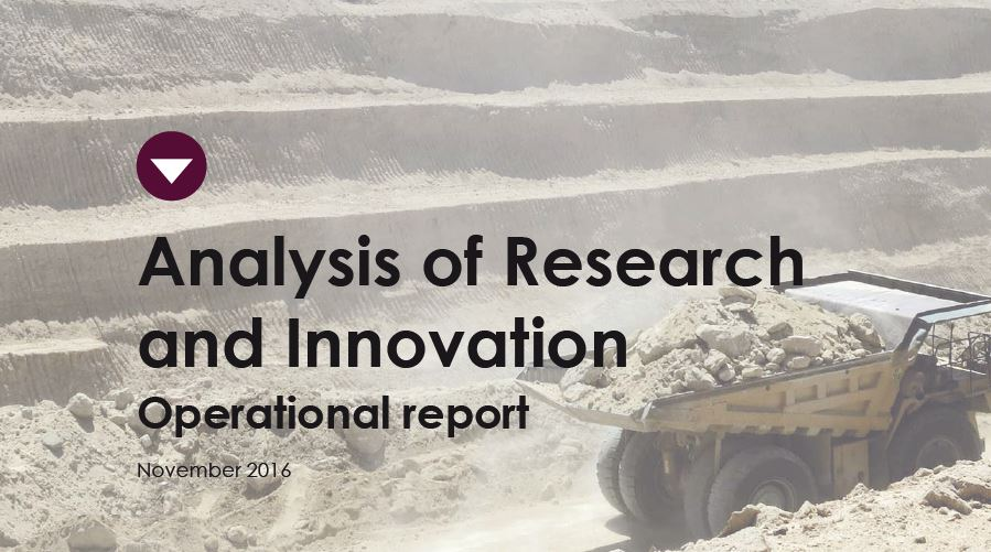 INTRAW operational reports: identifying best practices to boost international cooperation in the raw materials sector