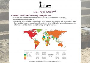 Check how Canada is doing on #TradeAndIndustry, with a look on its strengths