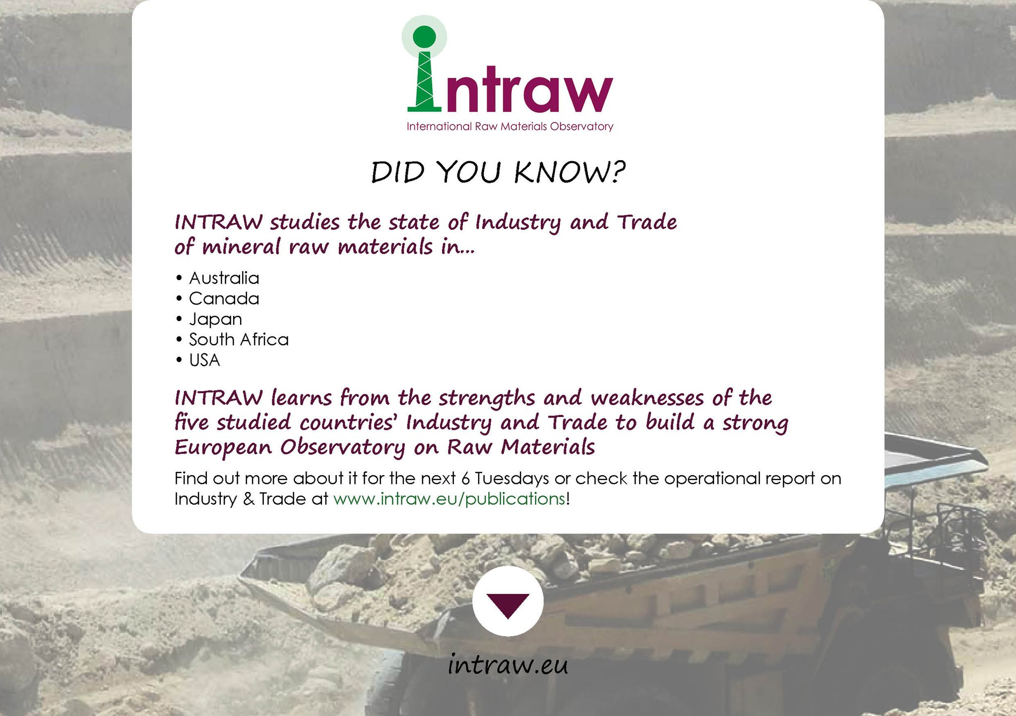 More information on our first topic #TradeAndIndustry