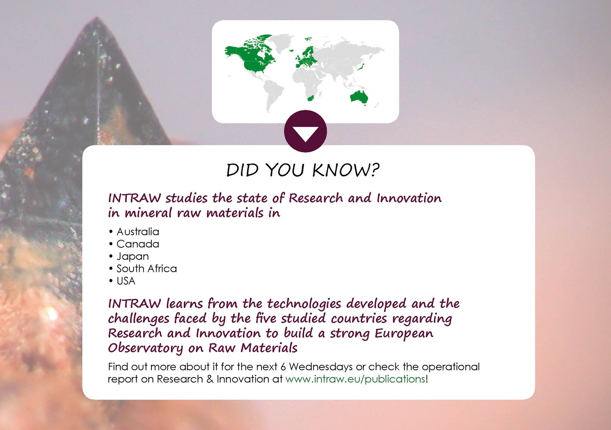 More information on our second topic #ResearchAndInnovation