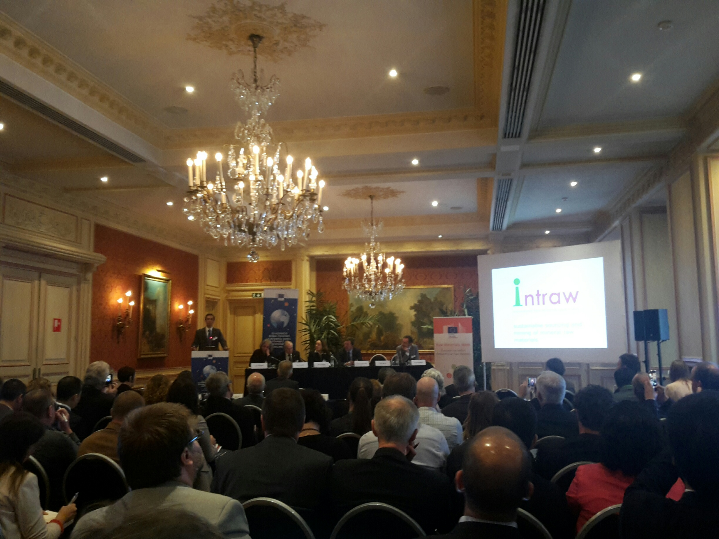 Press release: Launch of the International Raw Materials Observatory