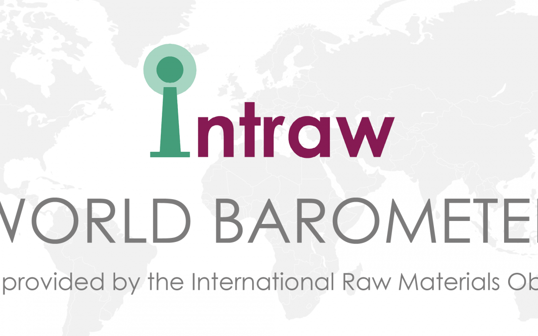 World Barometer, the Observatory's new fortnightly publication is now live!