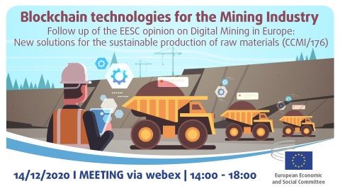 Blockchain technologies for the Mining Industry – 14 December 2020